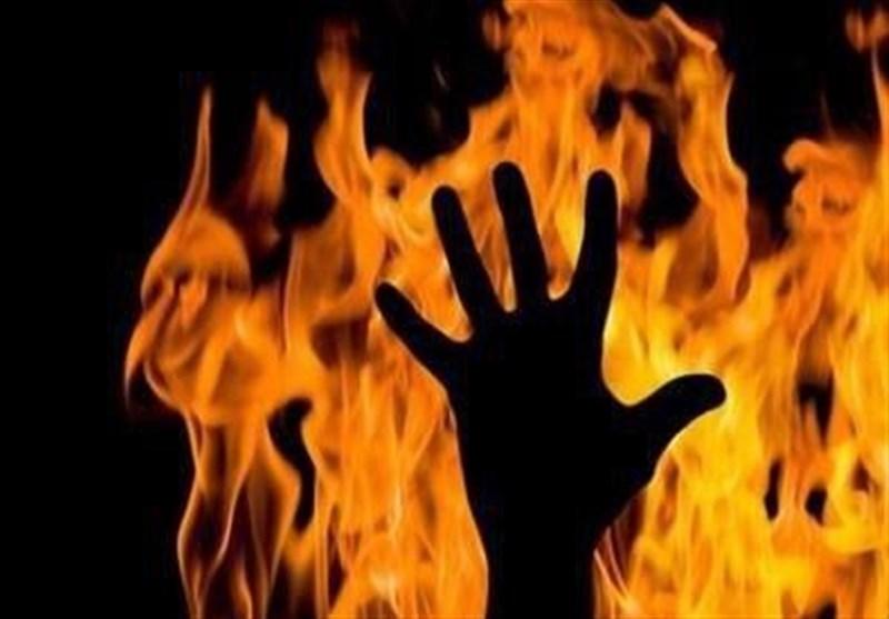 پسر پولدار دختر مورد علاقه اش را زنده زنده به آتش کشید!