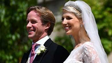 مراسم ازدواج عضو خانواده سلطنتی انگلیس