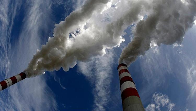 تولید دیاکسیدکربن در جهان بیشتر و در ایران کمتر شد!
