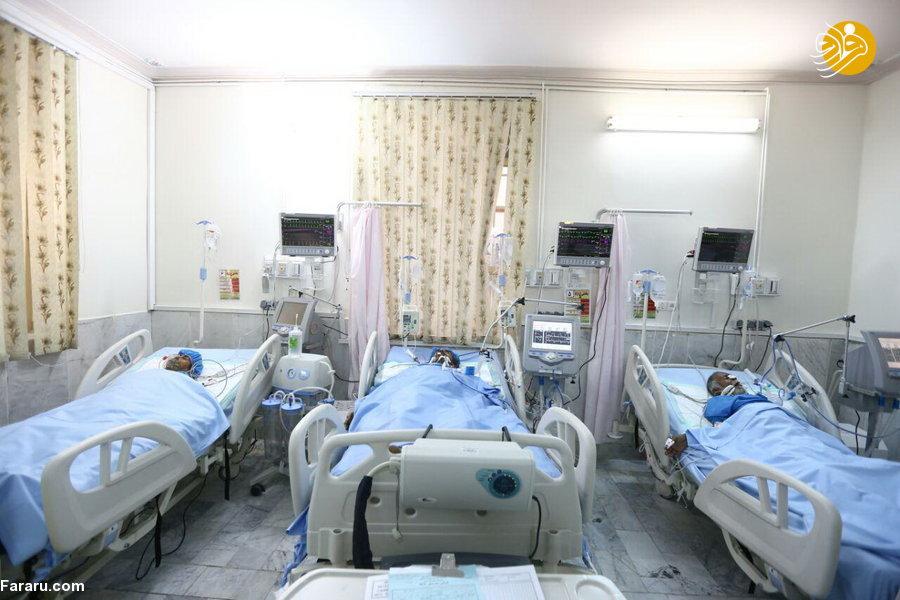 از بیمارستان به زیر خط فقر!