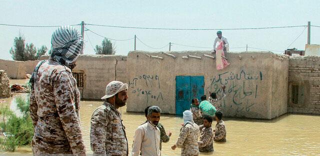 هشدار به سیستان و بلوچستان