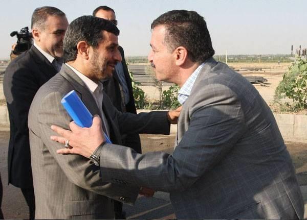 مصونیت احمدینژادیِ زنوزی