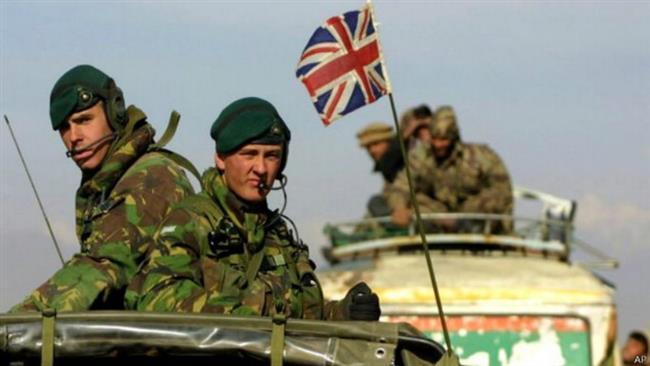 اعزام محرمانه نظامیان انگلیسی به خلیج فارس