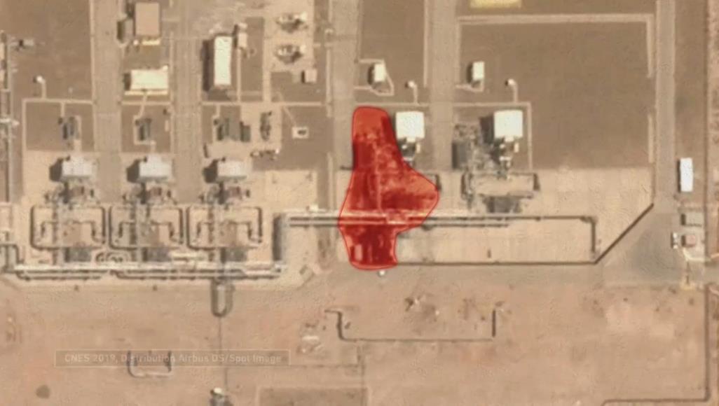 (تصاویر) افشای جزئیات دقیق حمله یمنیها به خطوط لوله نفت عربستان