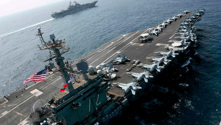 بیانیه آمریکا درباره آغاز گشتزنیهای امنیتی در آبهای خلیج فارس