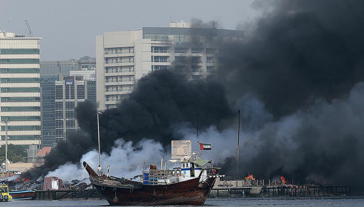 امارات هیچ وقت زنگ خطر را به صدا در نمیآورد!