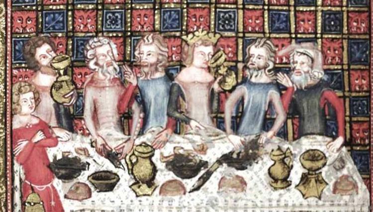 رژیم غذایی مردم قرون وسطی کشف شد