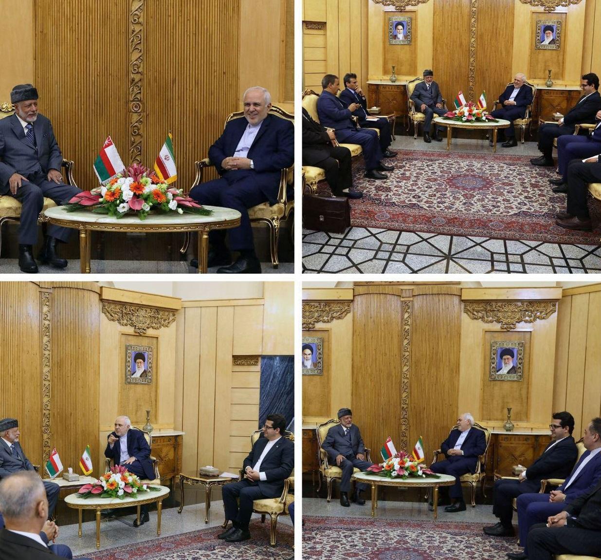 سفر ناگهانی وزیر خارجه عمان به ایران