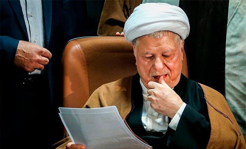 عباس عبدی علیه هاشمی!