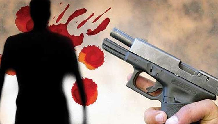 قتل جوان ۱۸ ساله با اسلحه