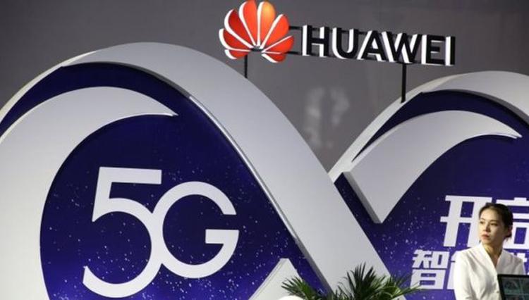 منع هواوی توسعه شبکه 5G شده است؟