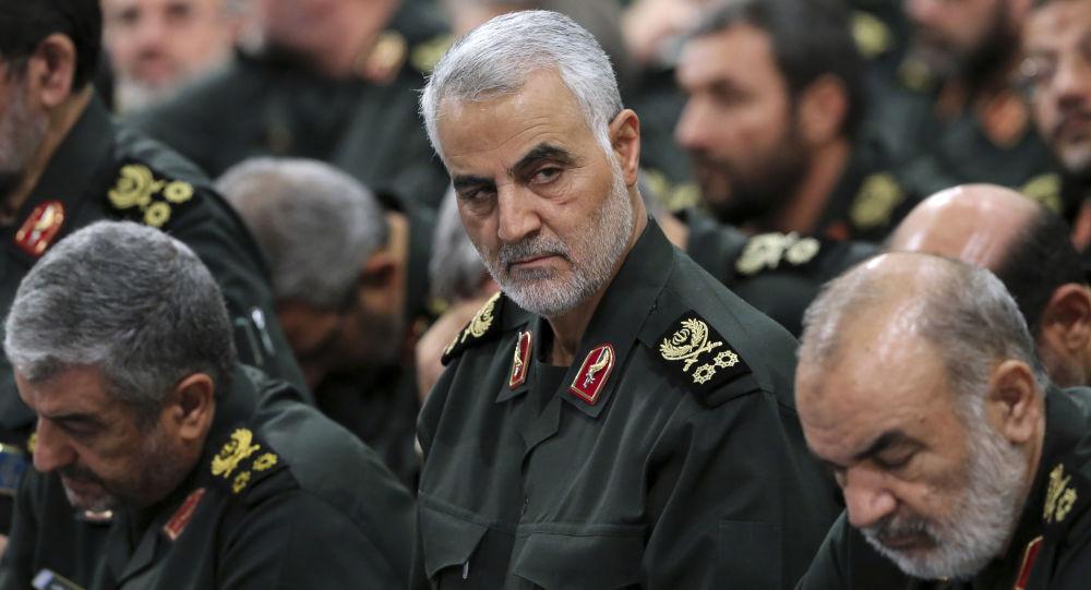 سردار سلیمانی: سپاه و انقلاب در برهه خطیری قرار دارند