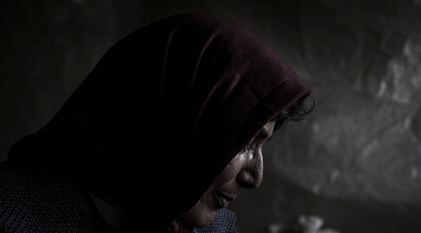 (تصاویر) قصه مریم؛ ۱۵ سال پس از آن شب تلخ