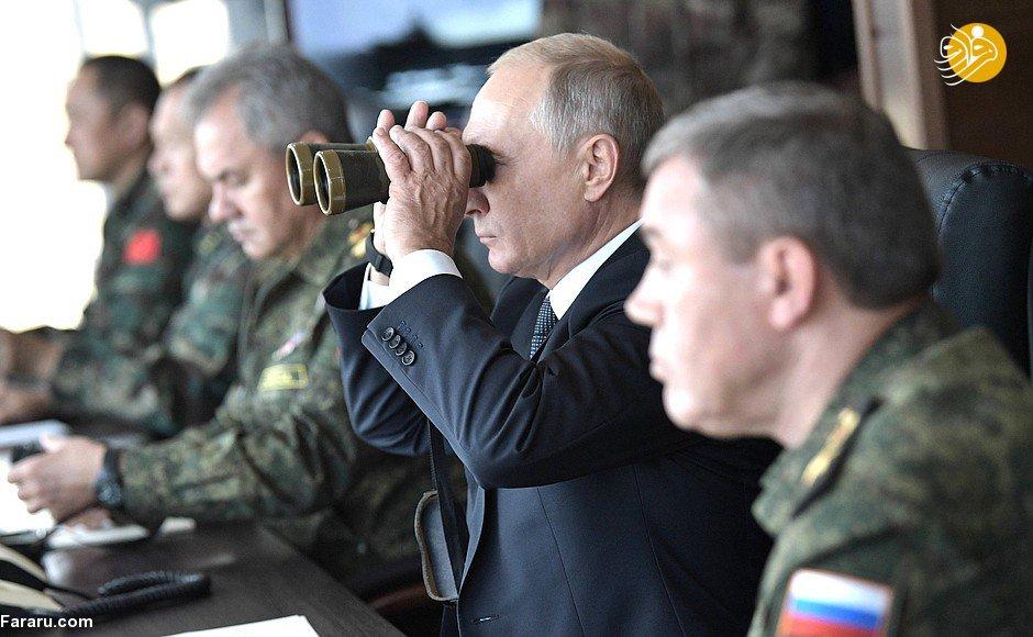ژنرال روس: آمریکا در پی حمله اتمی غافلگیر کننده علیه روسیه است
