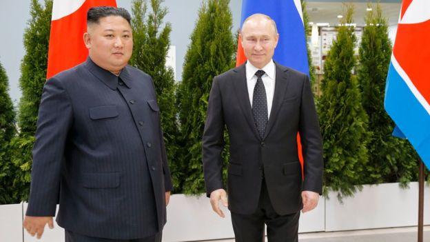 اون از بهبود روابط کره شمالی و آمریکا استقبال کرد
