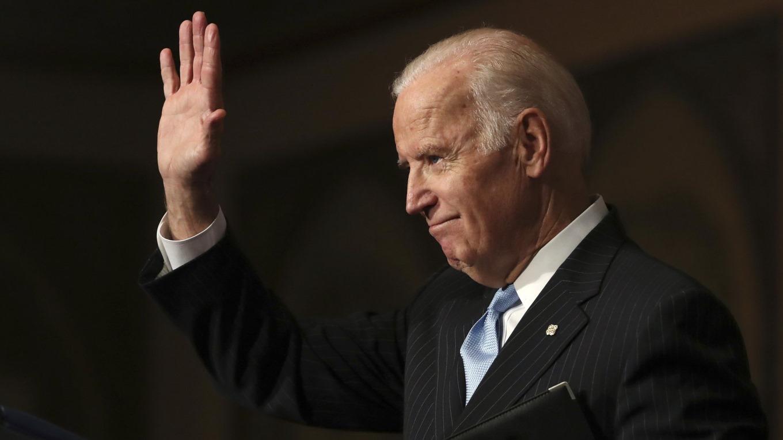 جو بایدن رسما اعلام کاندیداتوری کرد
