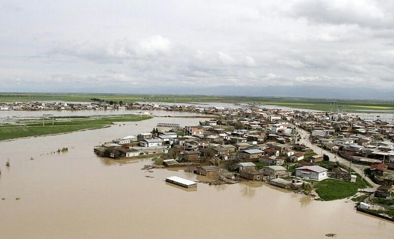 اعلام وضعیت اضطراری در آققلا / فرماندار: مردم خانههای خود را تخلیه کنند