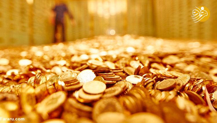 قیمت سکه و قیمت طلا در بازار امروز یکشنبه ۸ اردیبهشت ۹۸