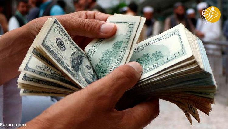 قیمت یورو و قیمت دلار در بازار امروز دوشنبه ۹ اردیبهشت
