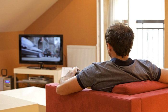 مردم چقدر تلویزیون میبینند؟