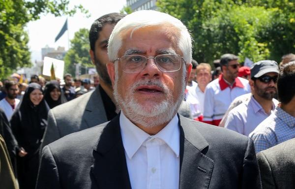 انتقاد شدید عارف از عملکرد صدا و سیما درباره پرونده نجفی