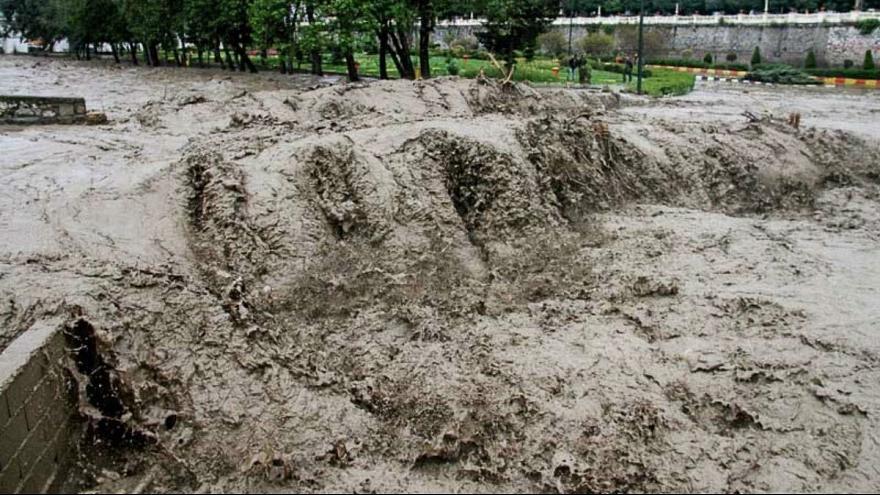 وضعیت کشاورزان لرستان پس از سیل