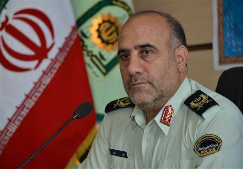 عذرخواهی رئیس پلیس تهران درباره نحوه برخورد با نجفی