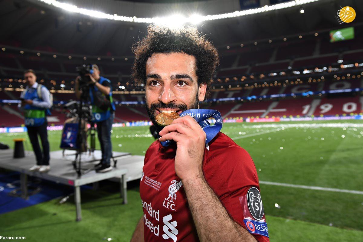 (تصاویر) لیورپول قهرمان لیگ قهرمانان اروپا شد