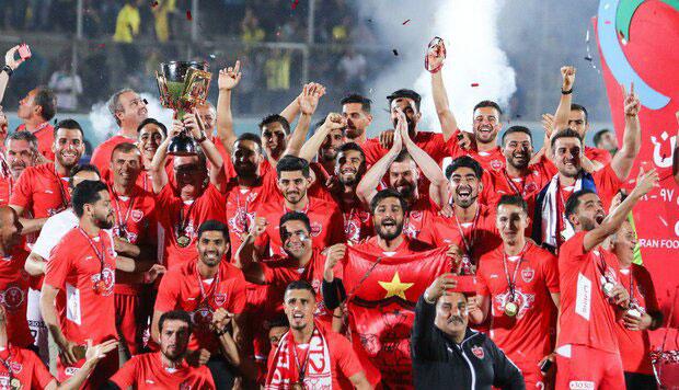 پرسپولیس قهرمان جام حذفی شد