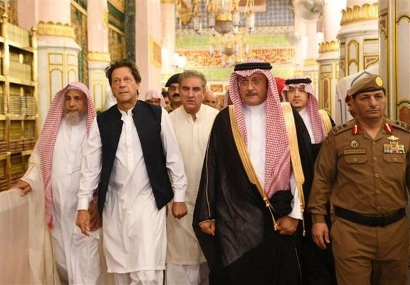 خشم سعودیها از بی اعتنایی نخست وزیر پاکستان