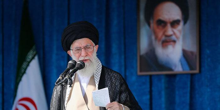 رهبر انقلاب: سیل زدگان را فراموش نکنید/ معامله قرن خیانت بزرگ به اسلام است