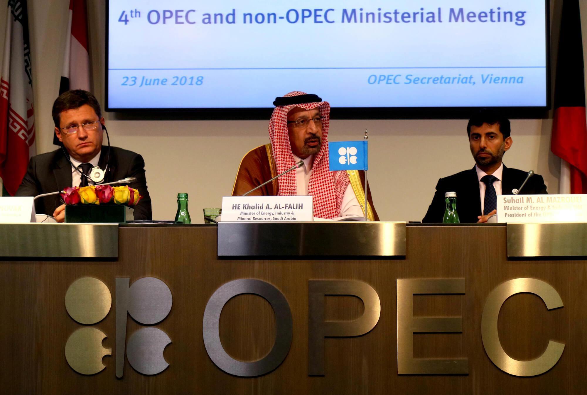 دیدار عربستان و روسیه برای حل اختلافهای نفتی