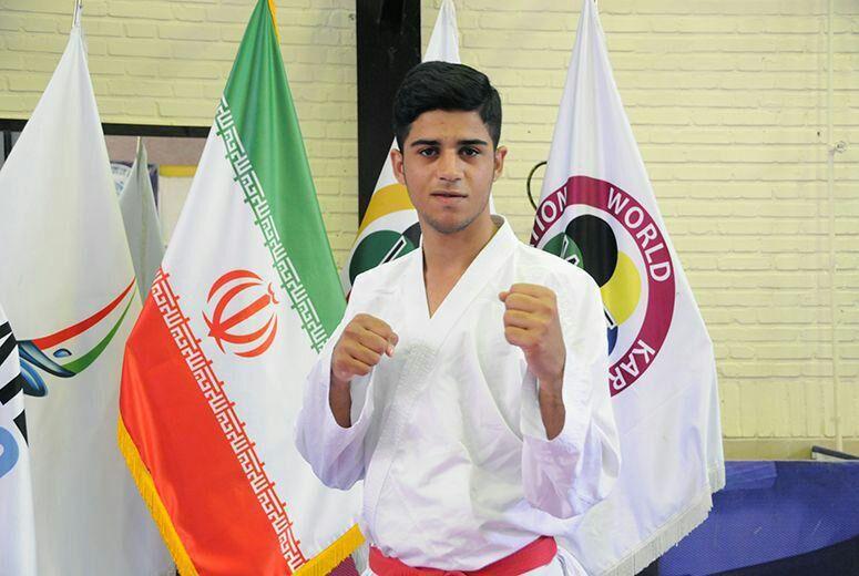 کاراته کا جوان ایران درگذشت