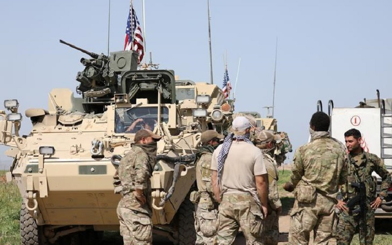 پنتاگون: نیروهای آمریکایی در پایگاه التنف سوریه میمانند