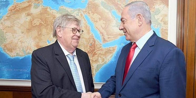 نتانیاهو به ایران تهمت زد