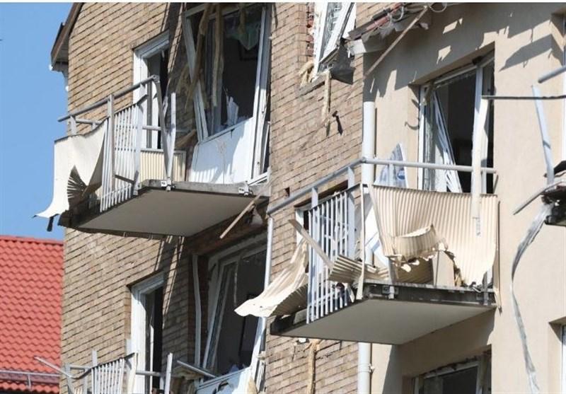 انفجار قدرتمند در سوئد ۱۹ زخمی به جا گذاشت