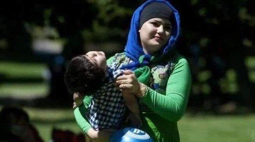مرد افغان همسرش را در امریکا کشت، جسد او را در یخچال گذاشت و گریخت!