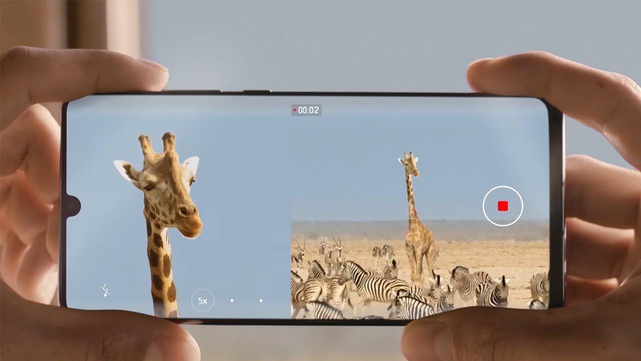 درباره قابلیت Dual-View در گوشیهای هوآوی