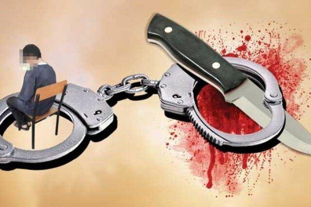 مرد شیشهای، همسر و دختر دو سالهاش را کشت
