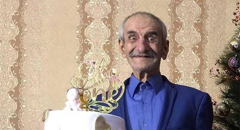 پسر احمد پورمخبر: پدرم گدایی نکرده و آلزایمر دارد