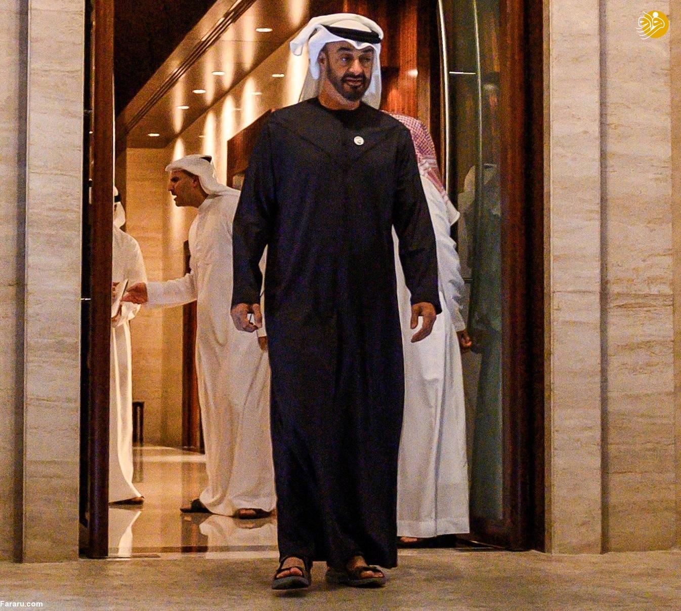 گزارش ویژه و خواندنی از قدرتمندترین رهبر عرب که چاق نیست