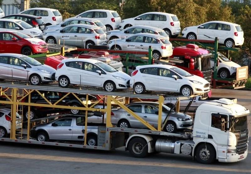 خودروهای وارداتی ۲۰ درصد ارزان شدند