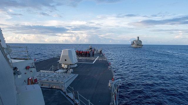فرستادن دو کشتی به تنگه تایوان توسط آمریکا؛ چاینا دیلی: تضمینی نیست که درگیری میان دو ارتش رخ ندهد