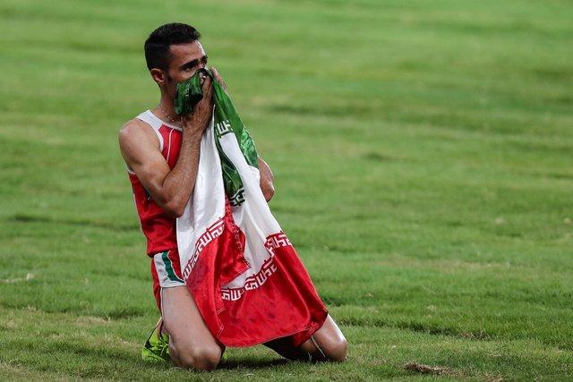 فدراسیون دوومیدانی: دوپینگ حسین کیهانی مربوط به قهرمانی آسیا ۲۰۱۹ است نه جاکارتا
