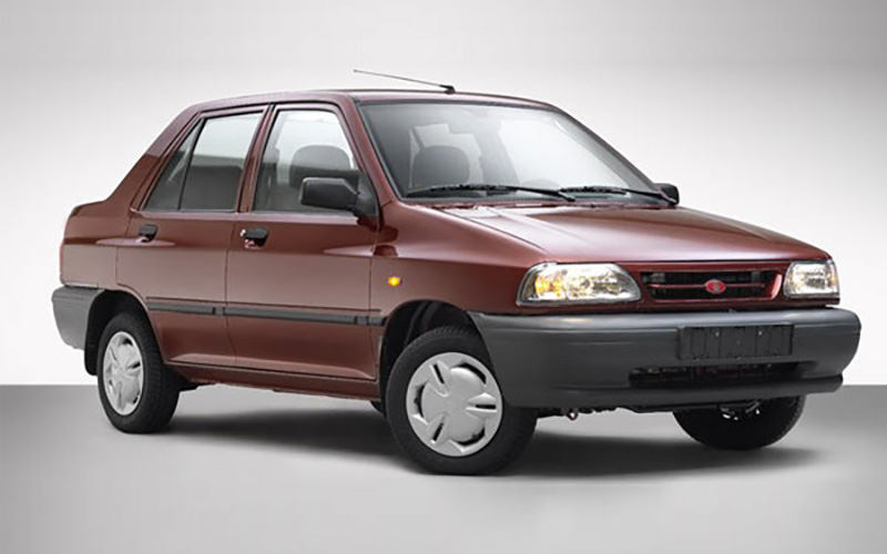 قیمت روز انواع خودرو پراید در بازار
