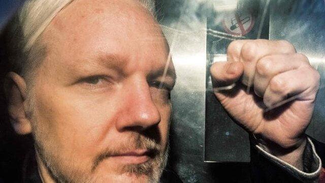 آمریکا درخواست استرداد آسانژ را به مقامات انگلیسی تقدیم کرد