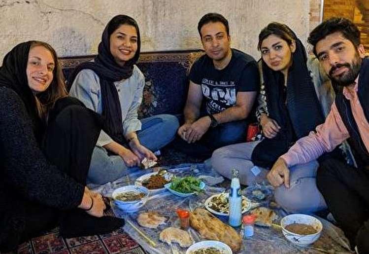 سفرنامه متفاوت دو گردشگر آلمانی در ایران