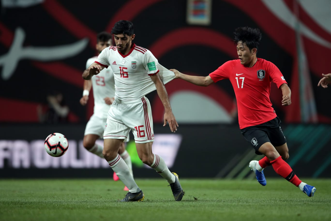 حسرت کره جنوبی مقابل ایران ۸ ساله شد