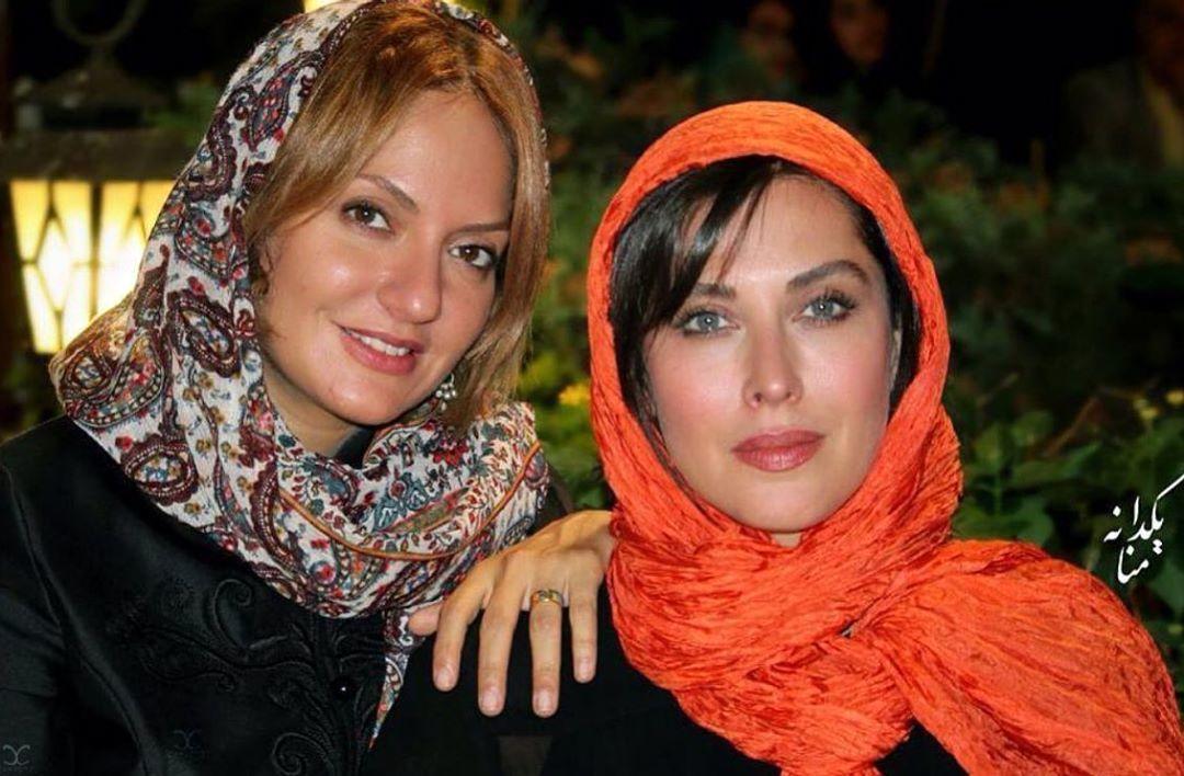 (عکس) پیام تبریک خانم بازیگر به مهناز افشار با انتشار یک عکس