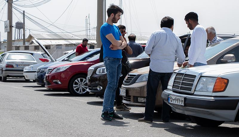 کاهش ۲ تا ۱۱ میلیونی قیمت خودروهای داخلی در بازار امروز